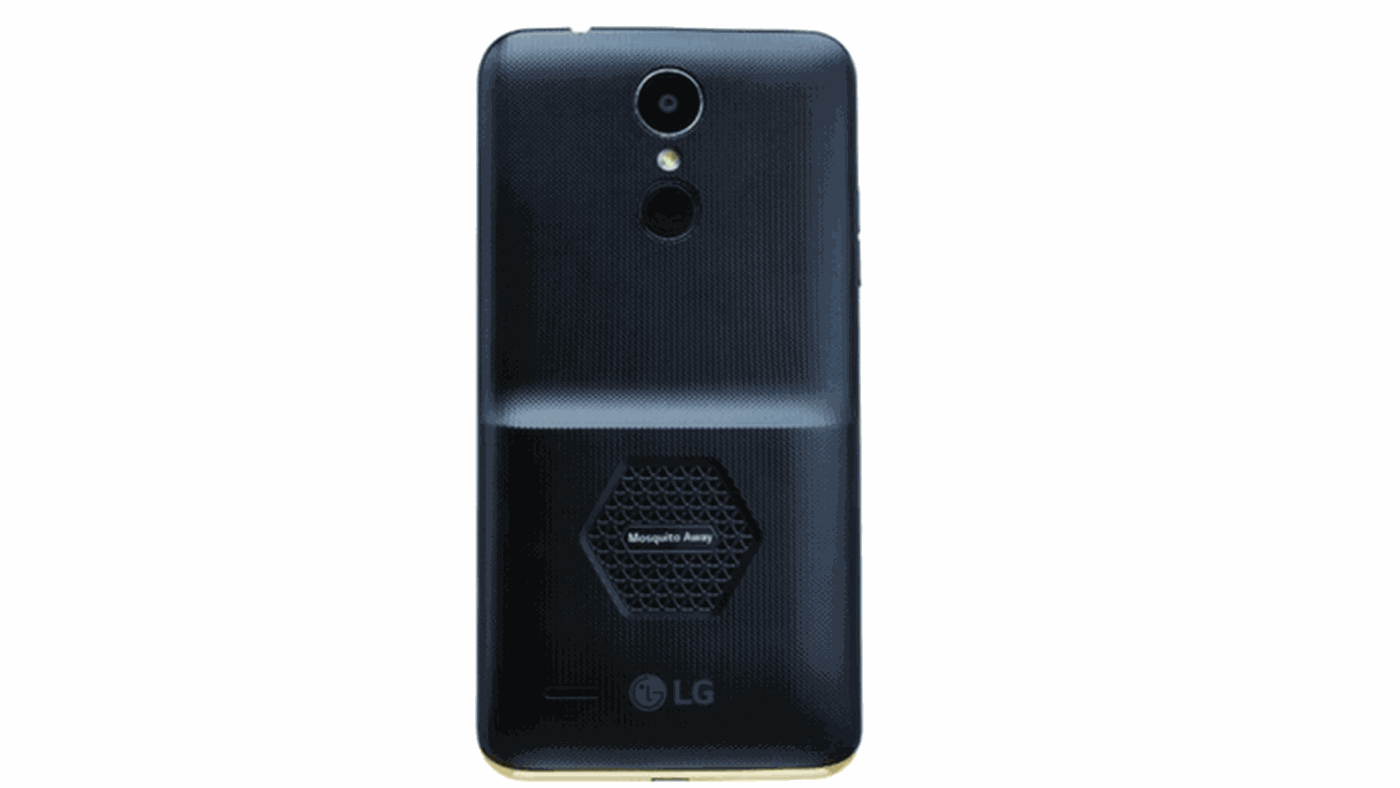 Lgs Newest Smartphone Features Mosquito Repelling Tech The Verge Repellents By Electronic Repellent Circuit