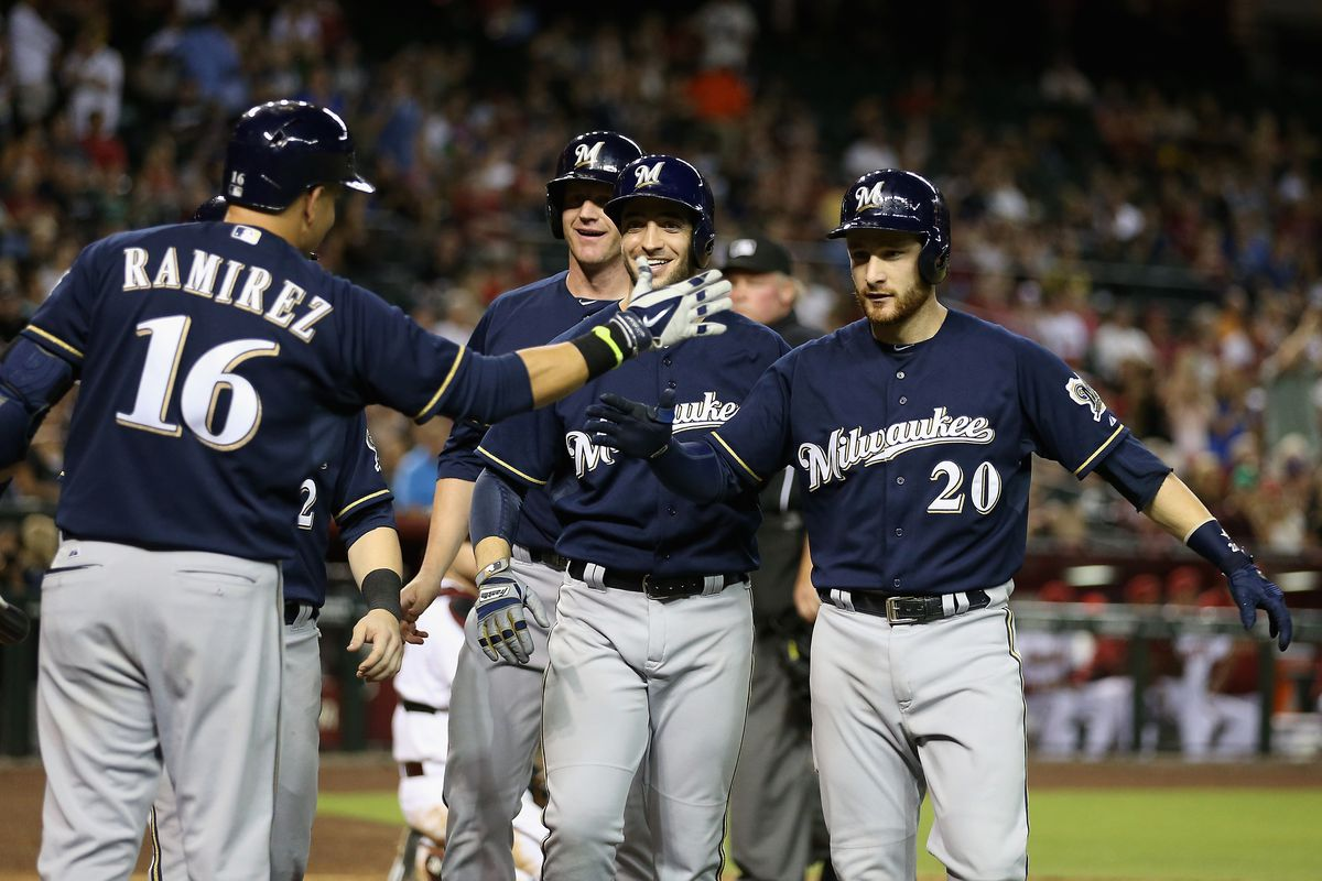 Ryan Braun is happy. That is all that was achieved by Evan Marshall and Kirk Gibson tonight.