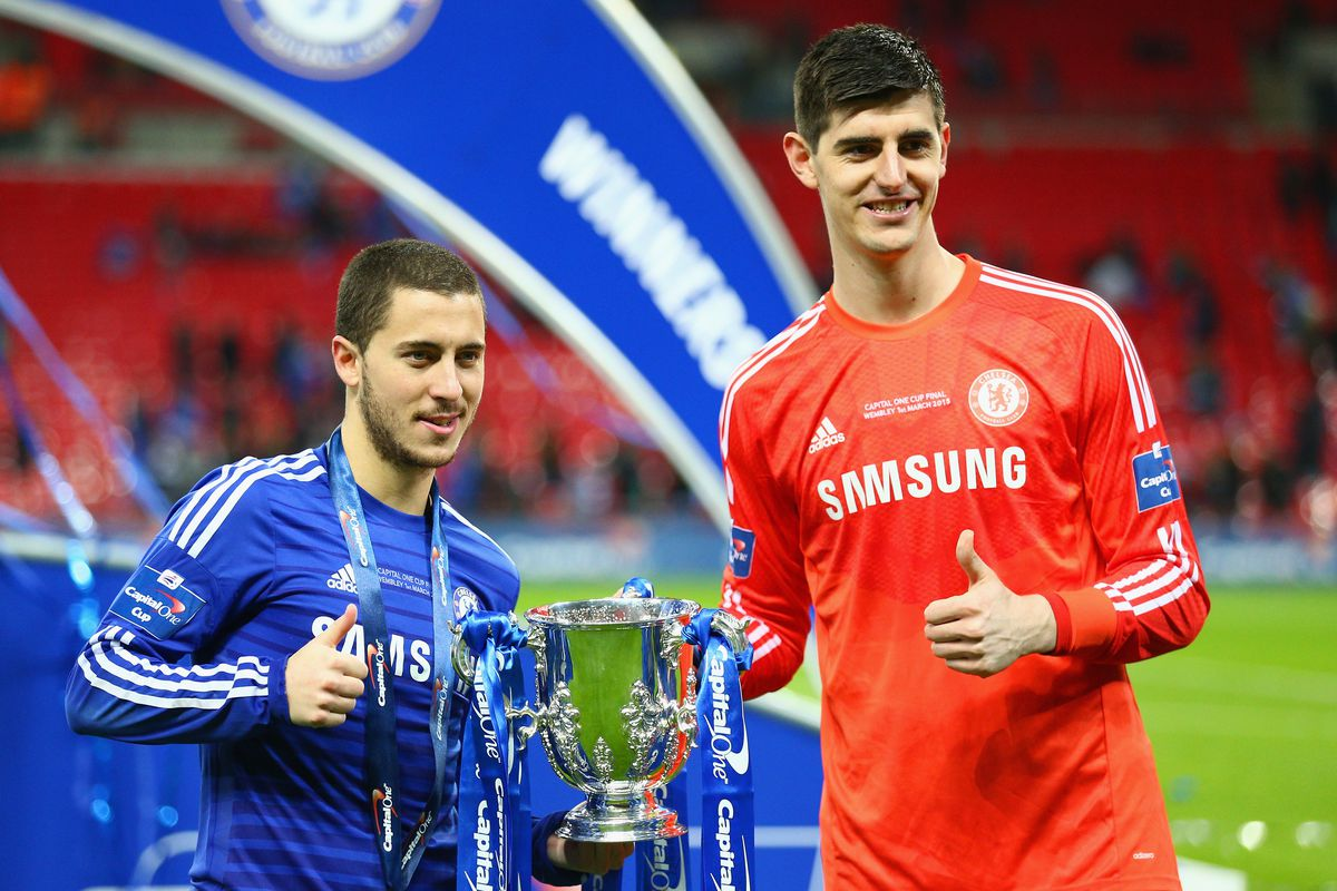 Thibaut Courtois to leave Chelsea on a free?