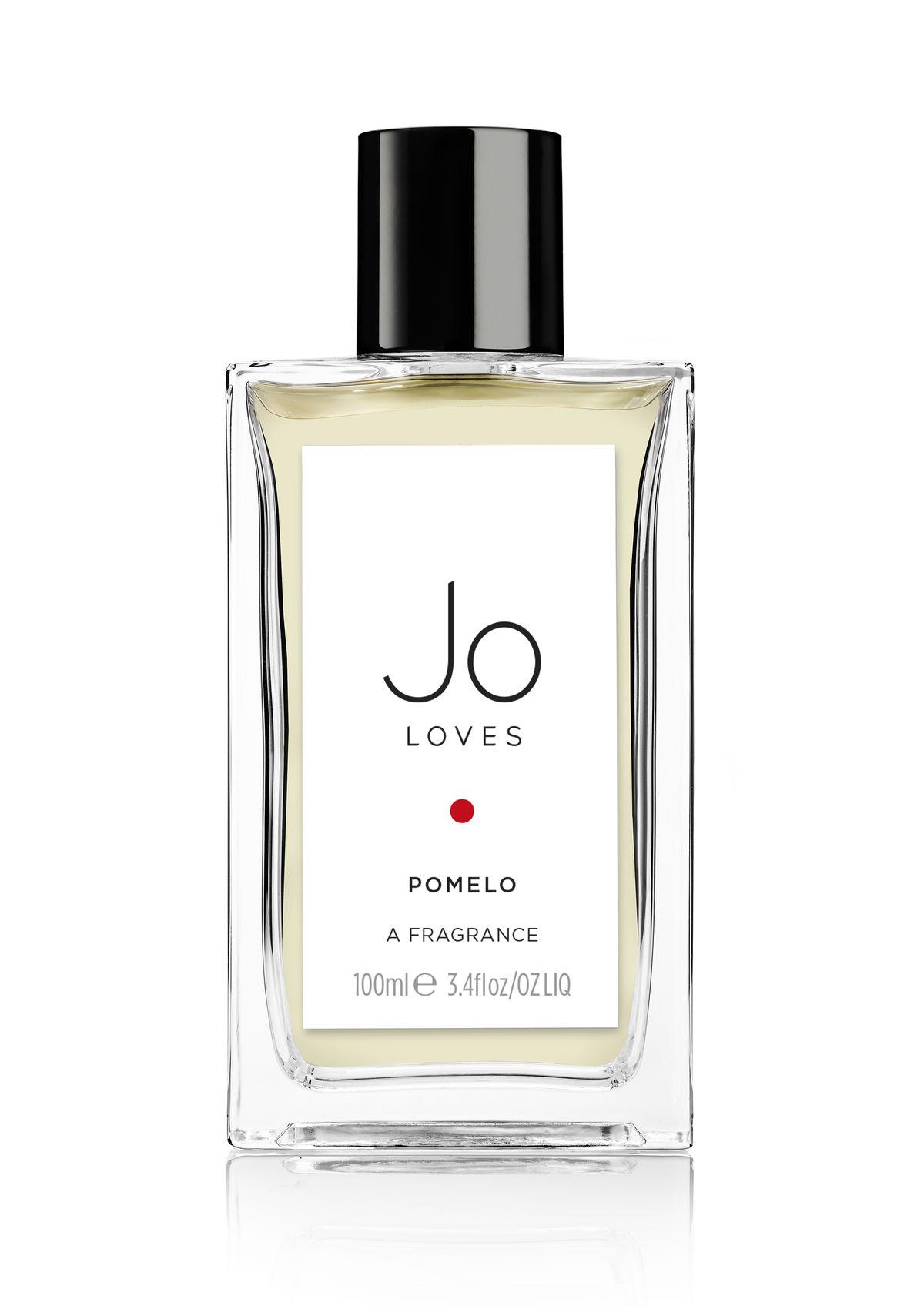 A Bottle Of Jo Loves Pomelo Fragrane