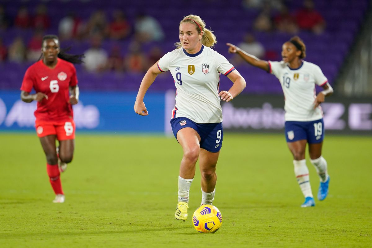 2021 SheBelieves Cup - United States v Canada