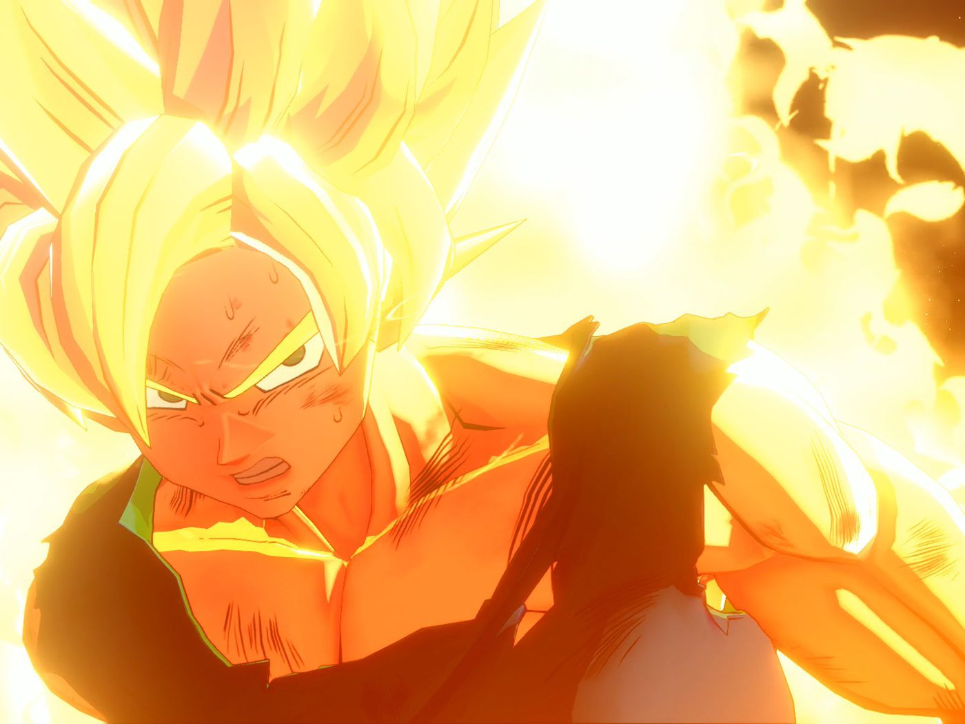 Dragon Ball 'Project Z' will tell the DBZ story in action-RPG form