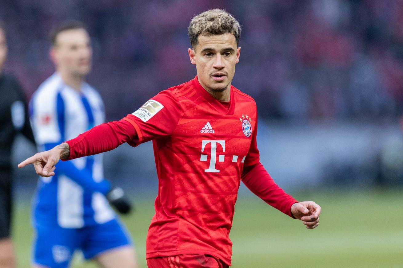 Bayern Munich say ?nein? to Philippe Coutinho - report