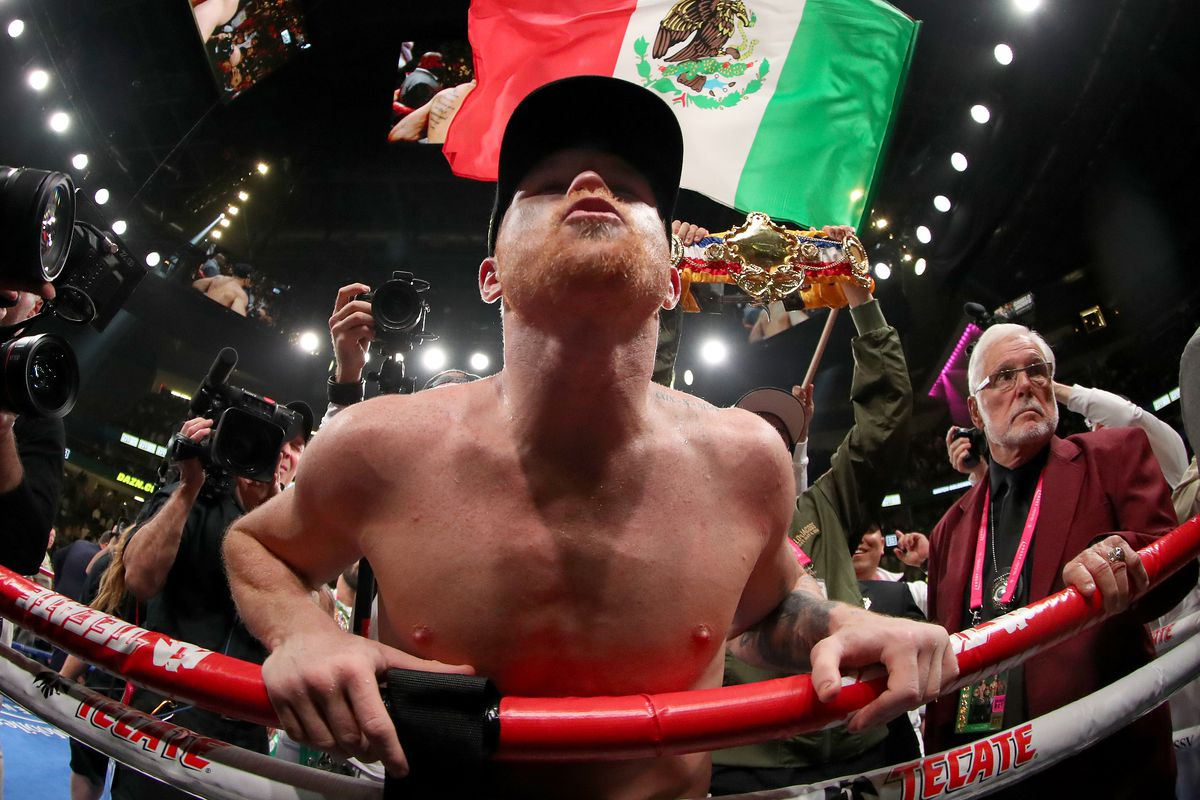 782f9991f836cd Boxing pros react to Canelo's decision win over Daniel Jacobs - Bad ...