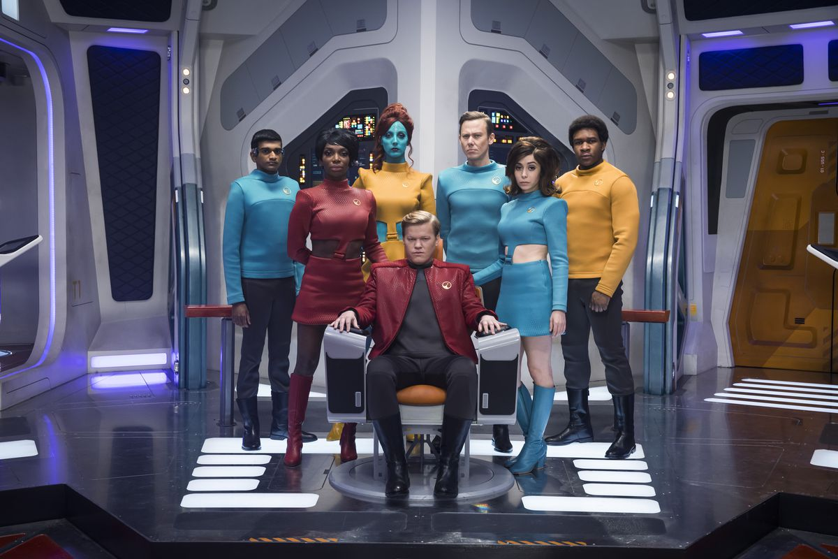 These three shows are reinventing the legacy of Star Trek