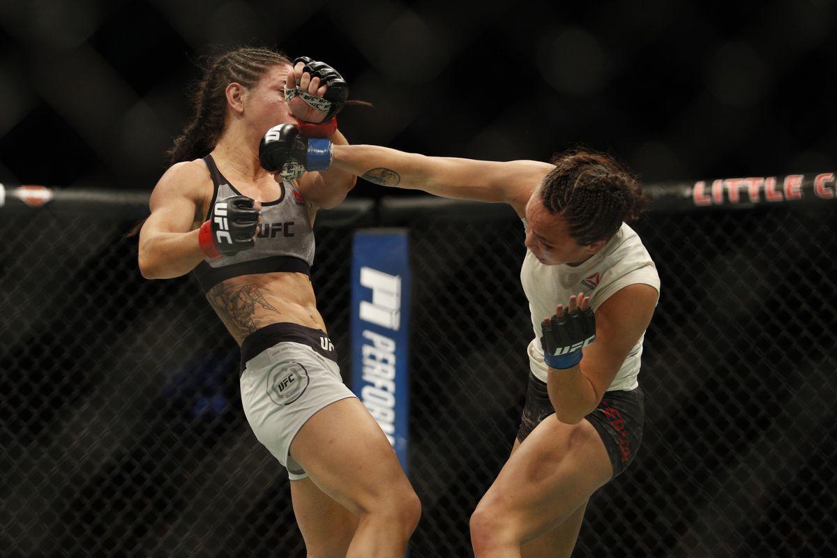 MMA: UFC 218-Torres vs Waterson
