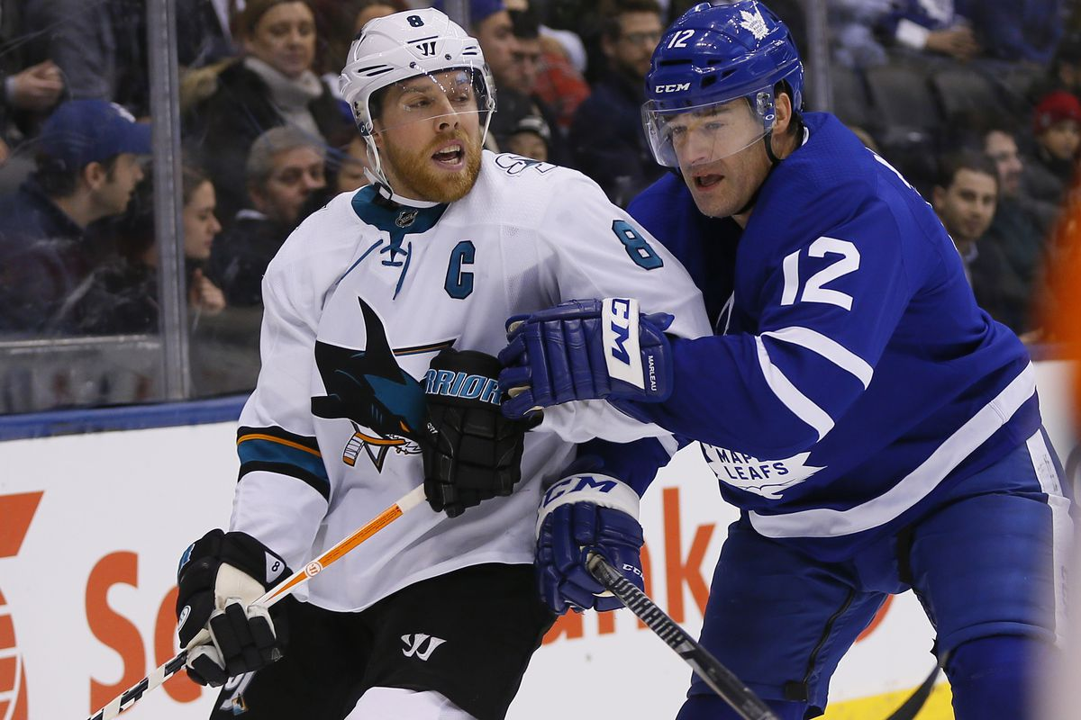 Patrick Marleau Wants To Return To San Jose But Is It Feasible Fear The Fin