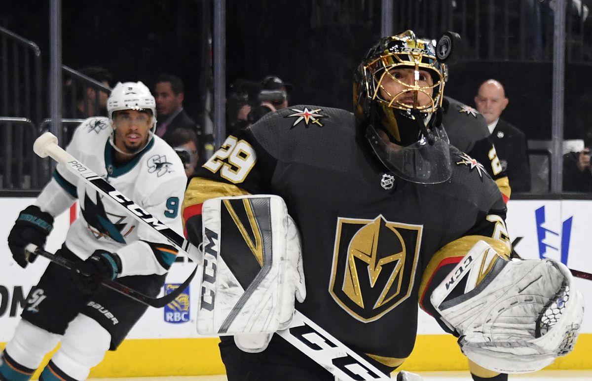 San Jose Sharks v Vegas Golden Knights - Game Six