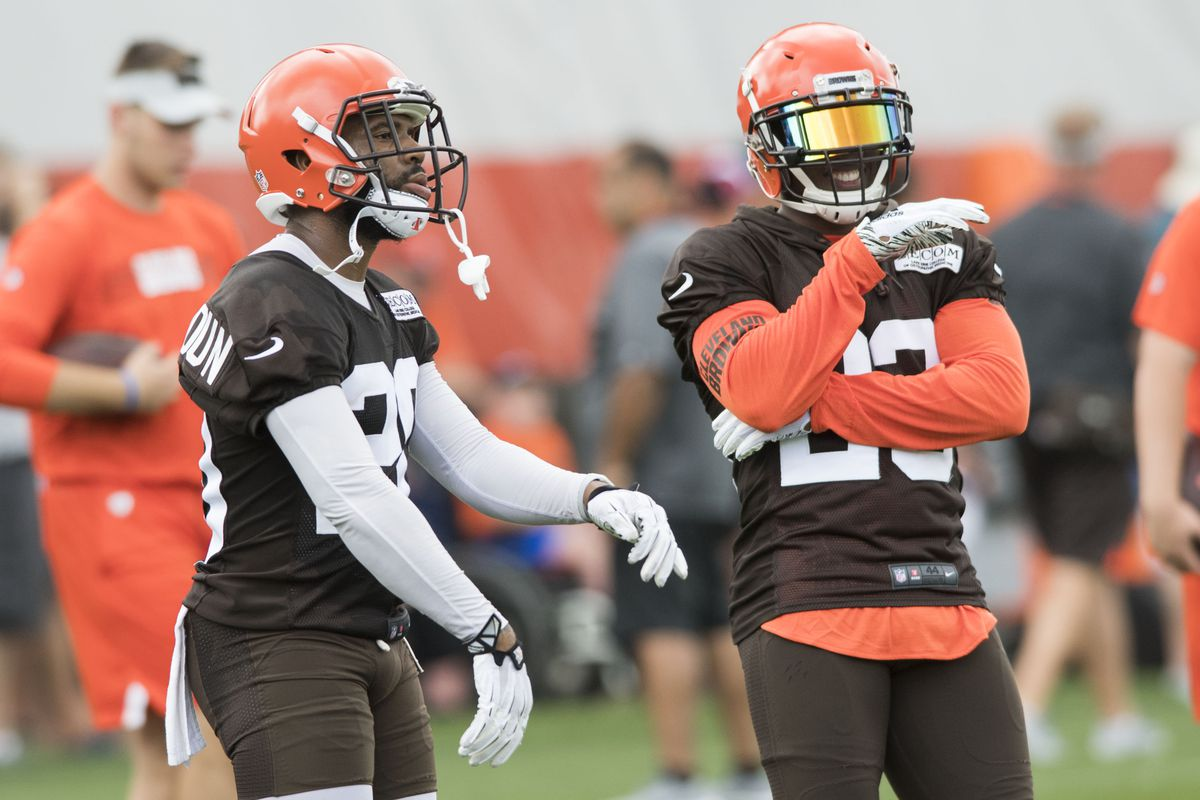 c9615f7d9 Cleveland Browns to break out color rush uniforms in 2018  - Dawgs ...