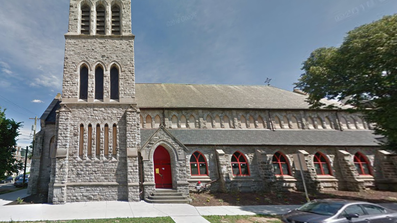 21 Apartments Planned For Frank Furness Church In West