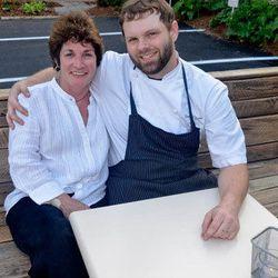 Campagnolo owner Maureen Kalmanson and Chef Daniel Chance