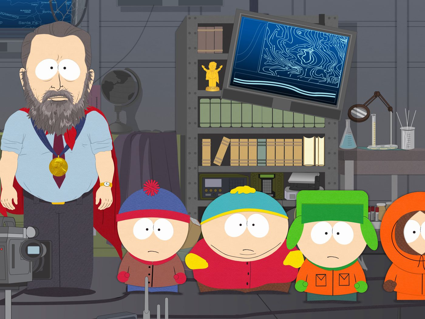 South Park 12 Years After Mocking Al Gore The Show Reconsiders Vox
