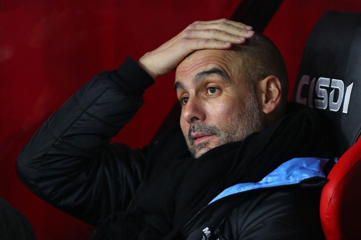 Sheffield United v Manchester City - Premier League