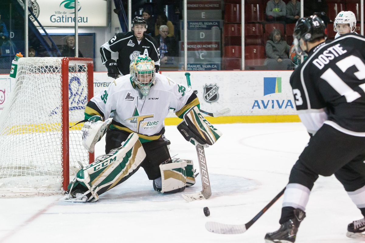 Val-d'Or Foreurs v Gatineau Olympiques