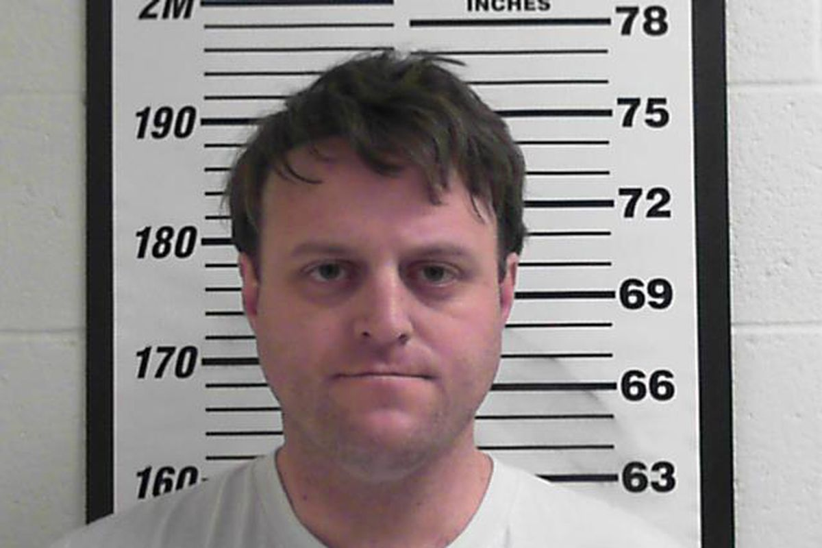Robert Sinclair Argyle, 35, of West Bountiful, has already been convicted of practicing law without a license and is accused of forgery in other criminal cases. He was charged in a new case on Tuesday, April 28, 2020,with evidence tampering and forgery, third-degree felonies, after allegedly forging a document saying he was innocent.