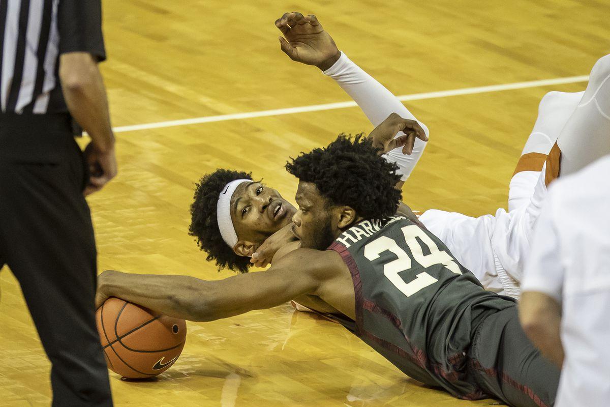 NCAA Basketball: Oklahoma at Texas