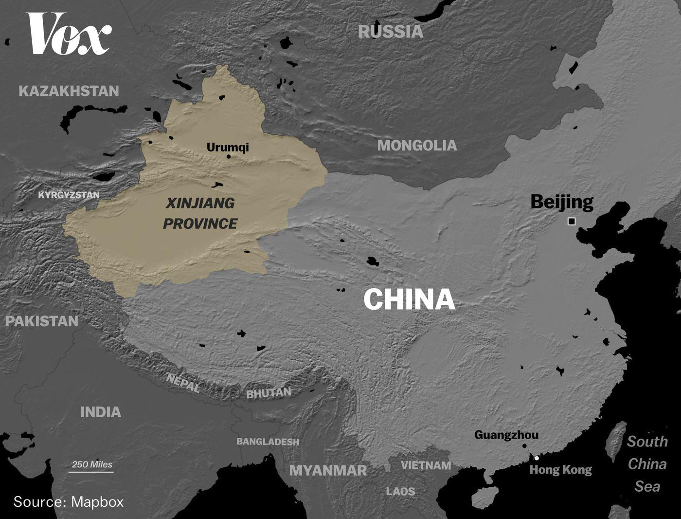 Uighur Muslims demand videos from China proving relatives