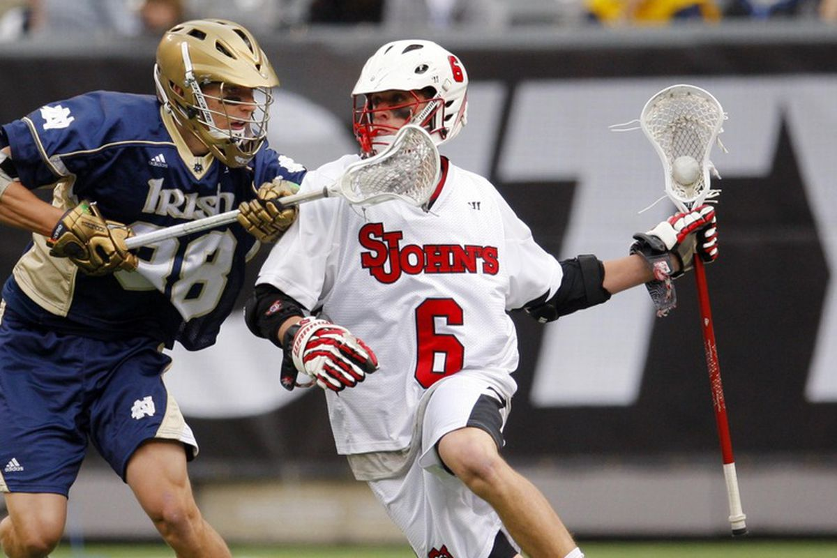 Kieran McArdle is the easy choice for Big East Offensive Player of the Year.