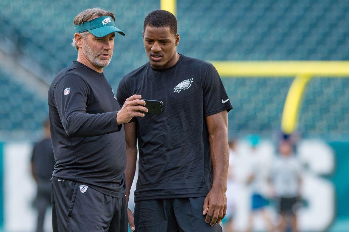 NFL: AUG 24 Preseason - Dolphins at Eagles