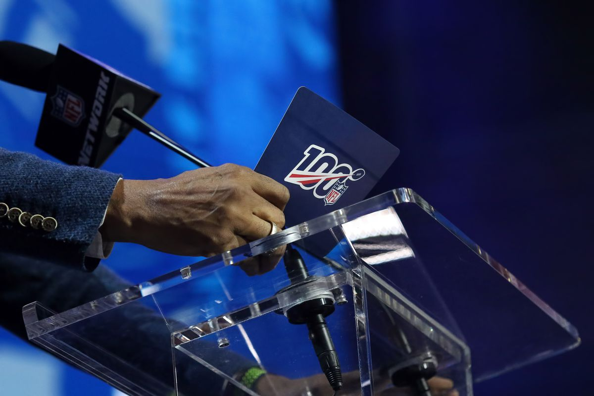 2020 NFL Draft order: Detroit Lions jump into top 10