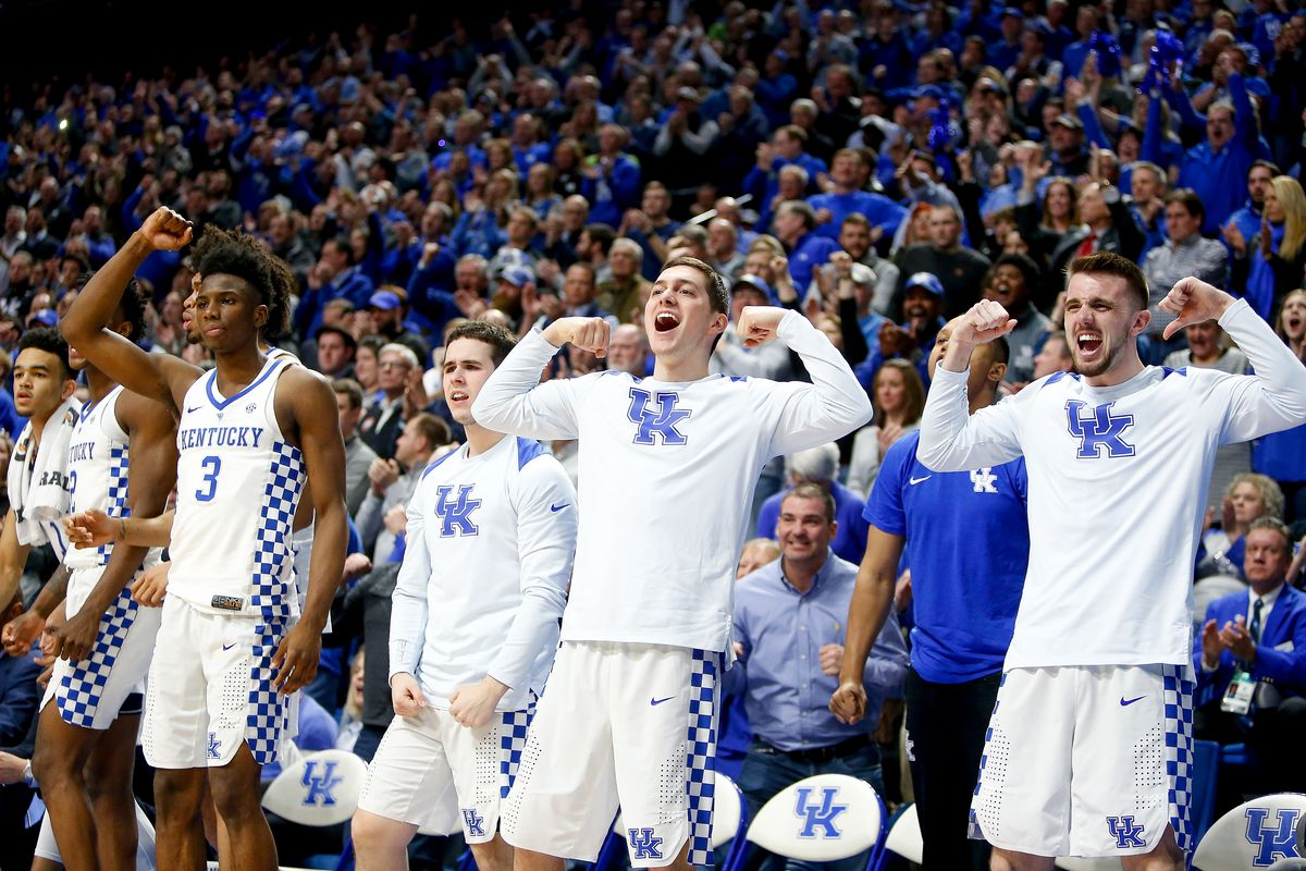 Kentucky Basketball What The Florida Win Means To The: NCAA Basketball: Kentucky Wildcats Win Thriller Vs Vandy