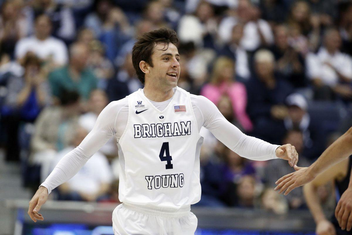 NCAA Basketball: San Diego at Brigham Young