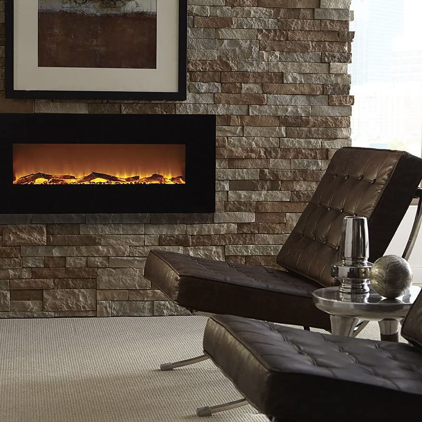 The 20 Best Electric Fireplaces 20   This Old House