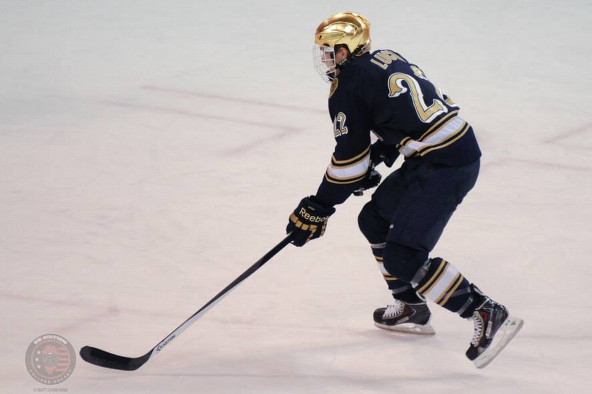 Could Notre Dame be in the rearview mirror for Mario Lucia following this season?