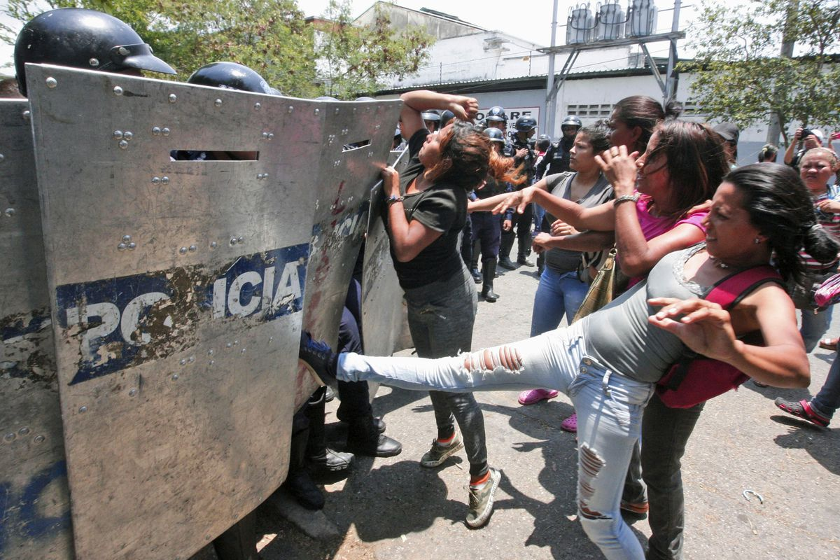 Venezuela's prison fire killed 68 people — and put the spotlight on a systemic problem.