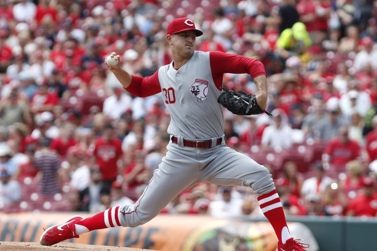 The Reds' ace - in 2020 - Red Reporter