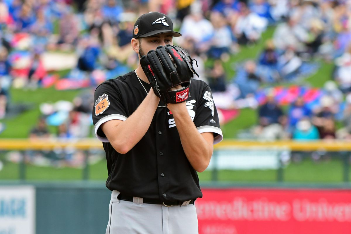 MLB: Spring Training-Chicago White Sox at Chicago Cubs