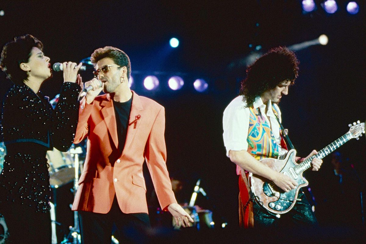 The Concert for Life - The Freddie Mercury Tribute