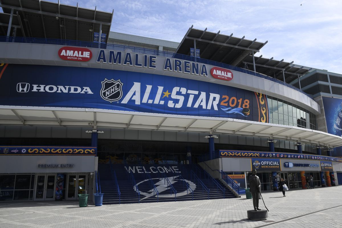 NHL All Star Game 2018  Time, TV schedule for Sunday SBNation