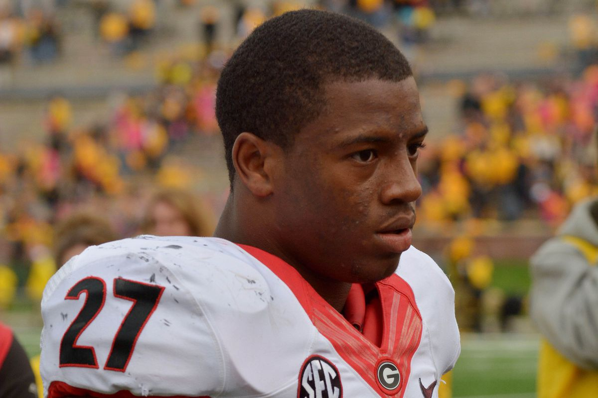 Nick Chubb can't believe how dumb the NCAA is either.