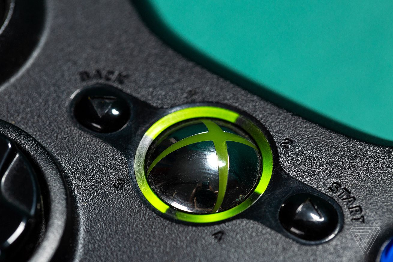 the xbox 360 controller s xbox button masterfully solved the wireless multiplayer problem