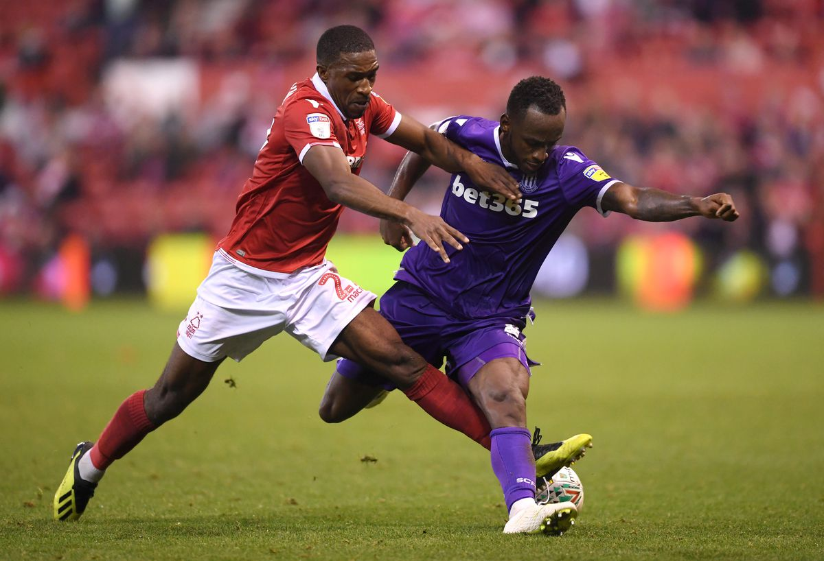 Nottingham Forest v Stoke City - Carabao Cup Third Round