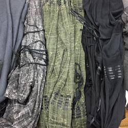 Raindrop shawl, $25