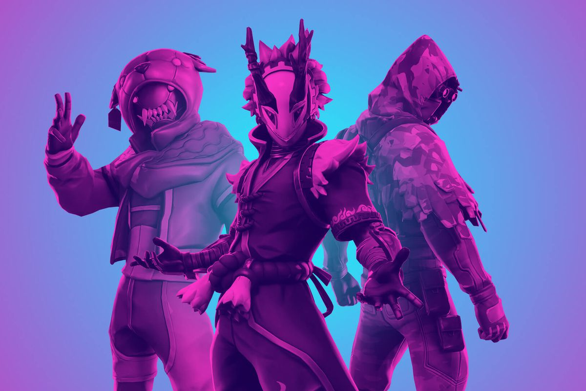 Unduh 780+ Background Fortnite HD Terbaru