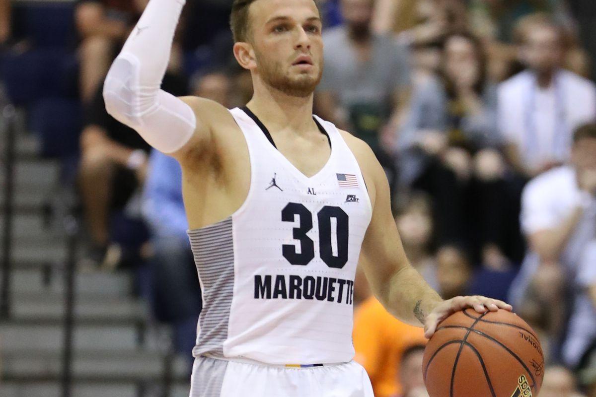 Marquette v LSU