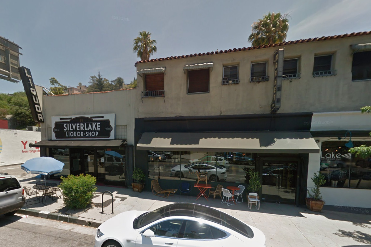 The possible future home of Botanica, Silver Lake