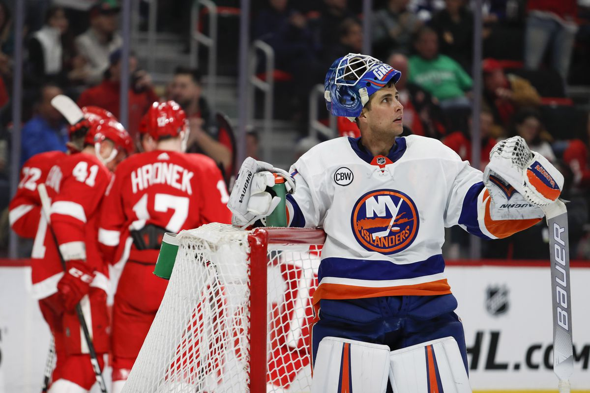 Red Wings 2 Islanders 1 No Luck Of The Nyirish Lighthouse Hockey