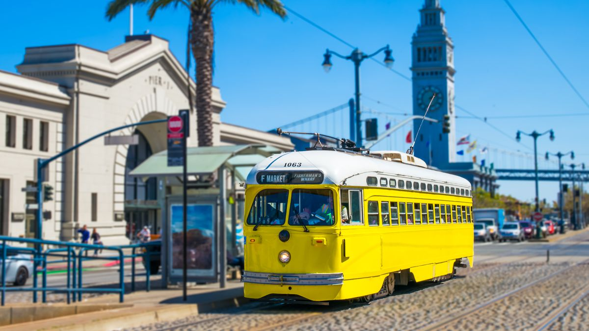 Public transportation in SF: All about Muni, BART, buses