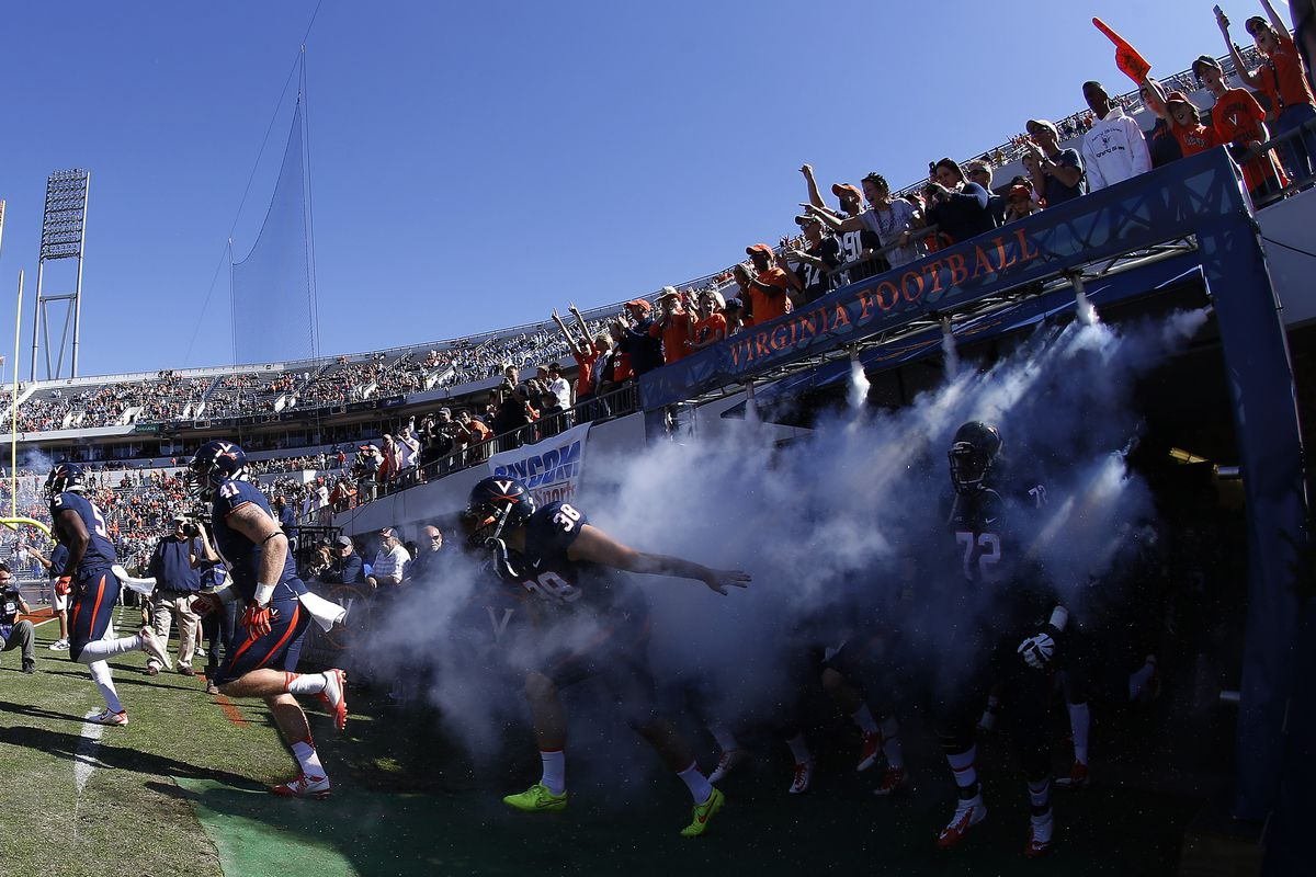 Are Uva S Academic Standards Too High To Succeed At Football