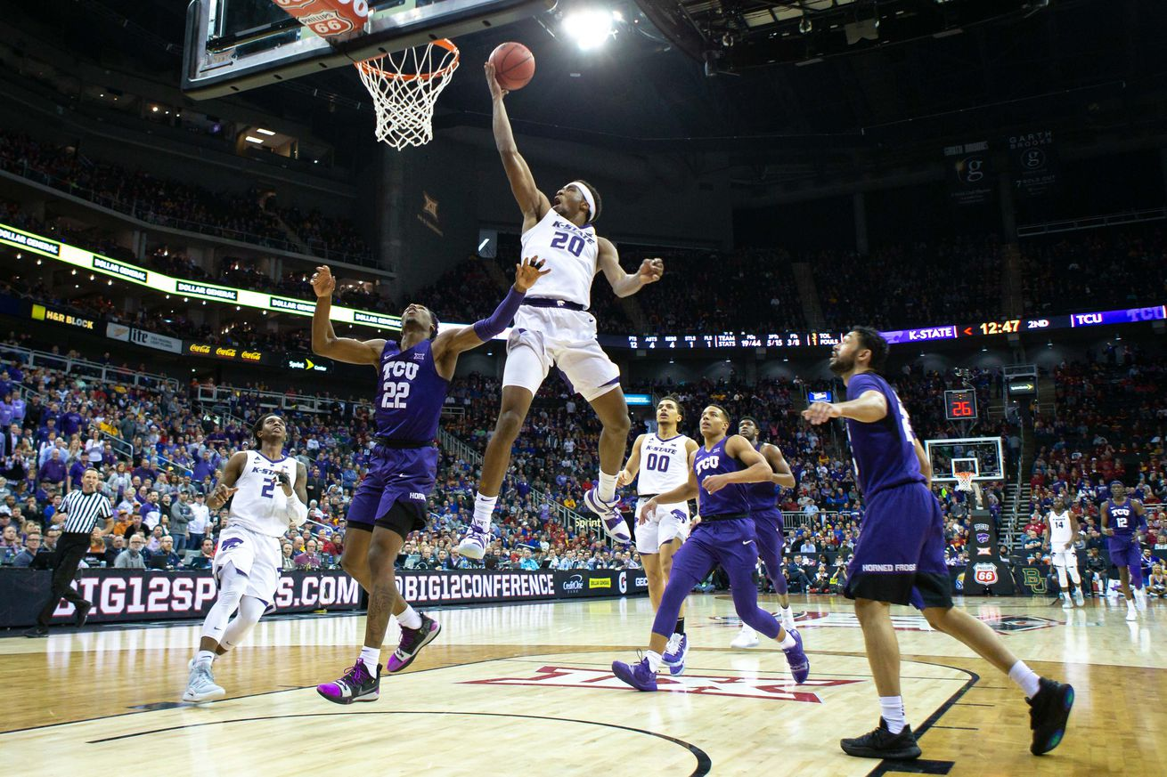 usa today 12344591.0 - Bracketology: TCU, Creighton taste bubble defeat