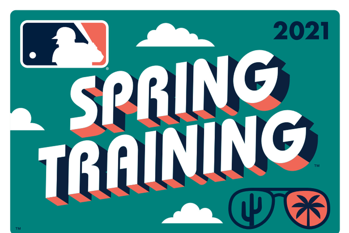 Here's another clue that MLB Spring Training might not start on time -  Bleed Cubbie Blue