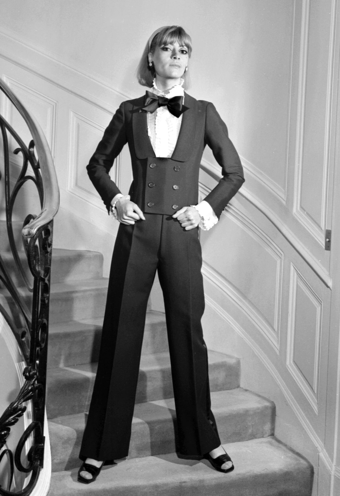 df7f45b5595 Pantsuits for Women Were Once Illegal - Racked