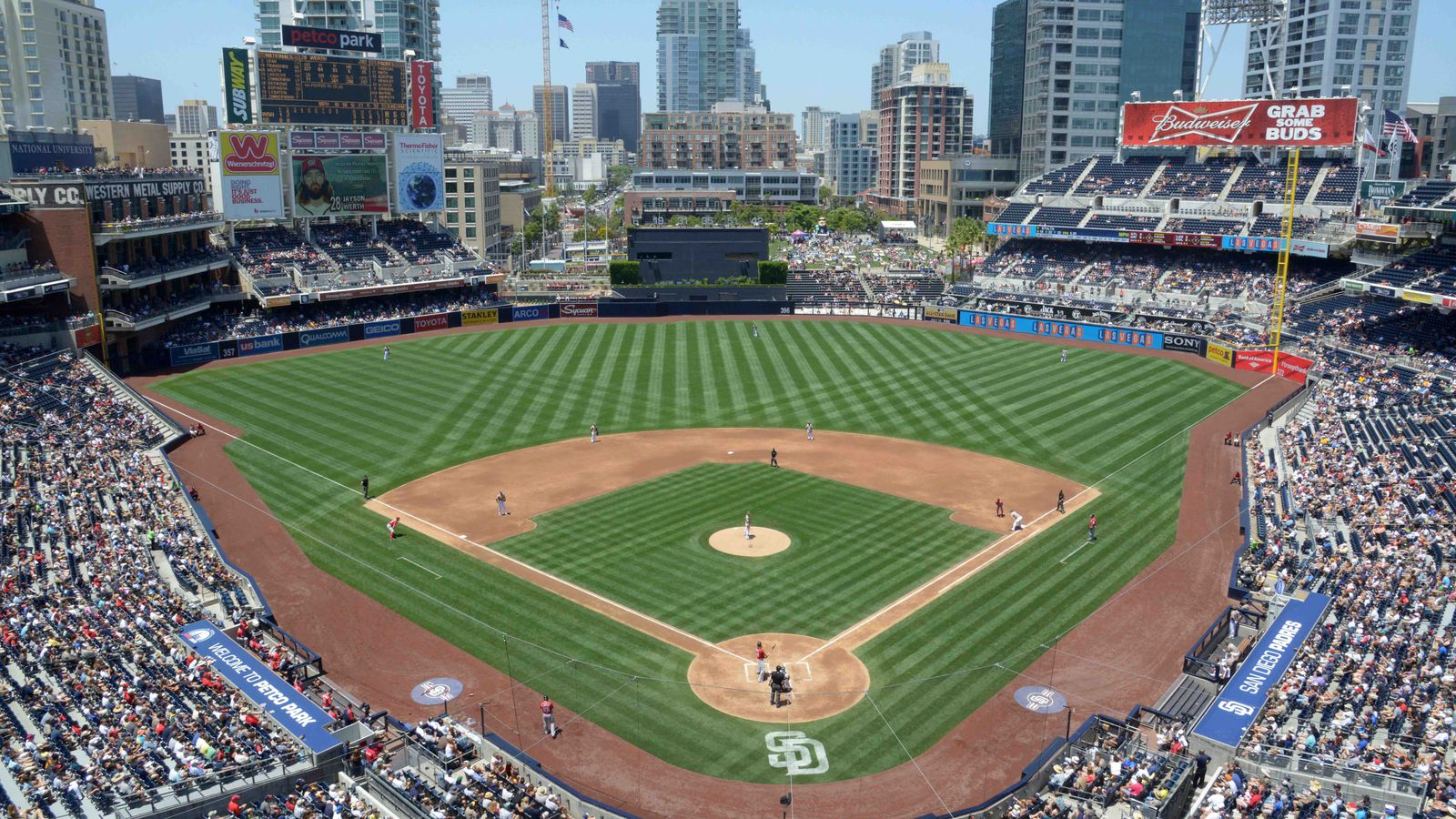 PETCO Park Park Factors And All Those New Sluggers