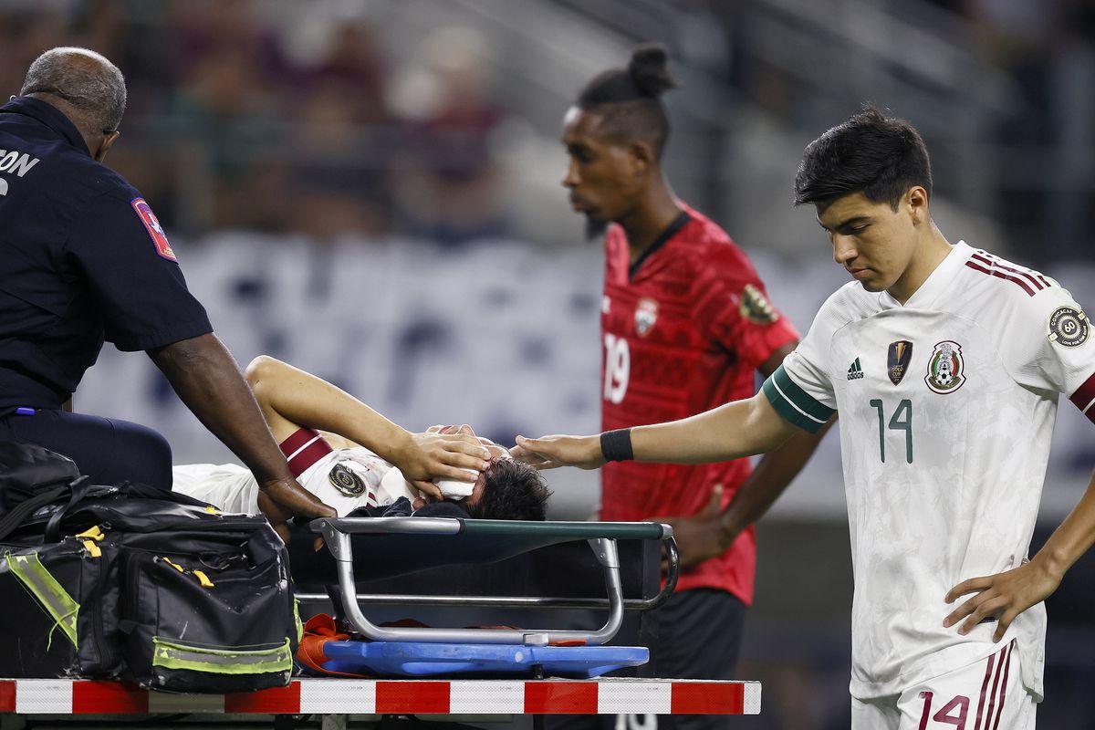 Mexico v Trinidad & Tobago: Group A - 2021 CONCACAF Gold Cup