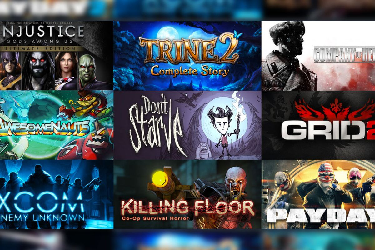 what games are free on steam