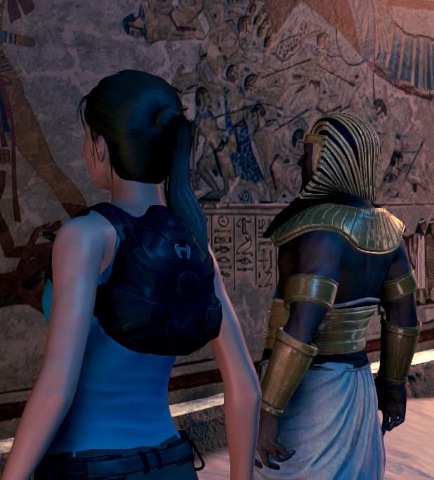 Lara Croft and the Temple of Osiris review c 600